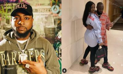 Davido Opens Up About His Life And Fiancee, Chioma