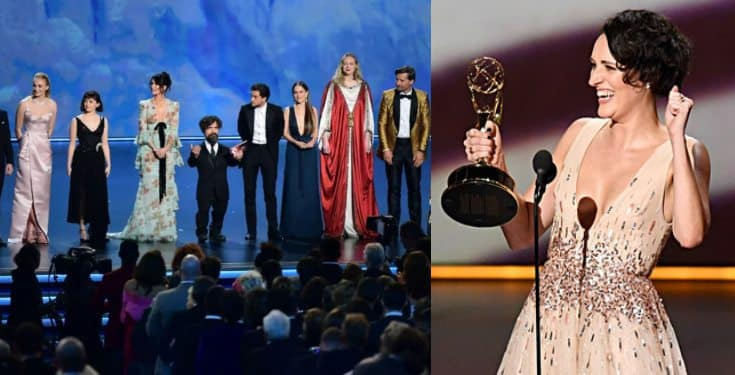 Emmy Awards 2019: The complete list of winners