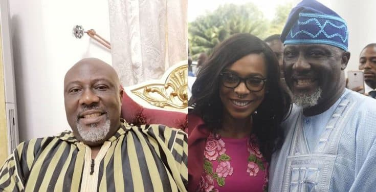 'Every child is a blessing from God' – Dino Melaye speaks on fathering TBoss's baby
