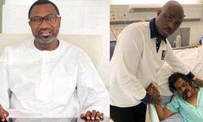 Femi Otedola pays Majek Fashek's medical expenses in London