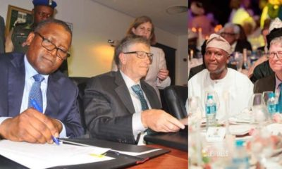 I hope to give out a large part of my wealth to charity like Bill Gates – Dangote