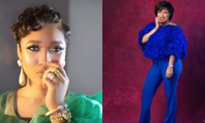 I really want to be in your arms and f**k you right - Tonto Dikeh appeals to her bae