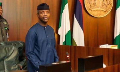 Alleged ₦90 billion gift: 'I will waive my immunity to be investigated' - VP Osinbajo