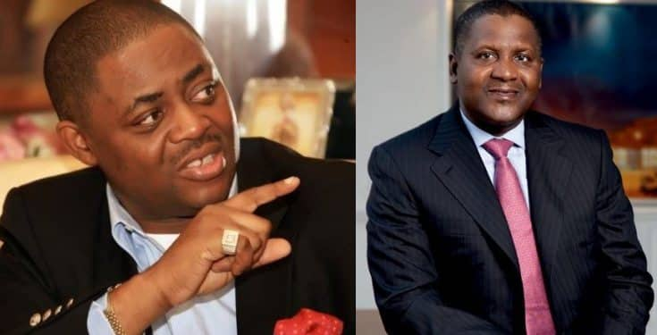 Is it true that your trucks kill more Nigerians per year than AIDS? - FFK asks Aliko Dangote