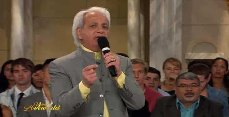 'It's an offense to the Holy Spirit to put a price on the Gospel' - Benny Hinn rebukes prosperity preachers