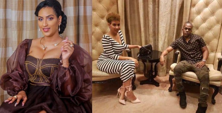 Juliet Ibrahim reveals how she busted Iceberg Slim cheating on her with a girlfriend of 4 years (video)