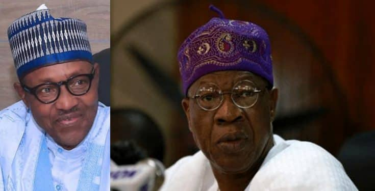 Lai Mohammed begs Nigerians to pardon President Buhari over his certificate (Video)