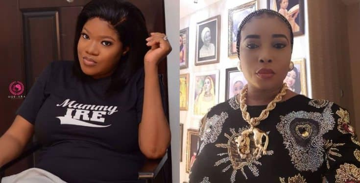 Lizzy Anjorin sues Toyin Abraham, exposes her drug addiction