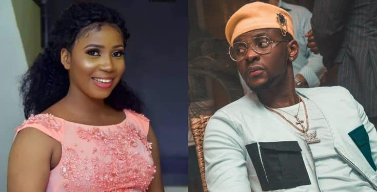 Meet Kizz Daniel's alleged soon-to-be baby mama, Emerald Vicky (photos)