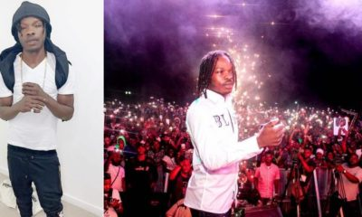 'My music can cure depression.' - Naira Marley, says