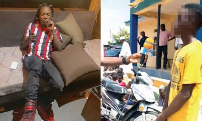 'Naira Marley's songs and lifestyle influenced me' -16-year-old yahoo boy