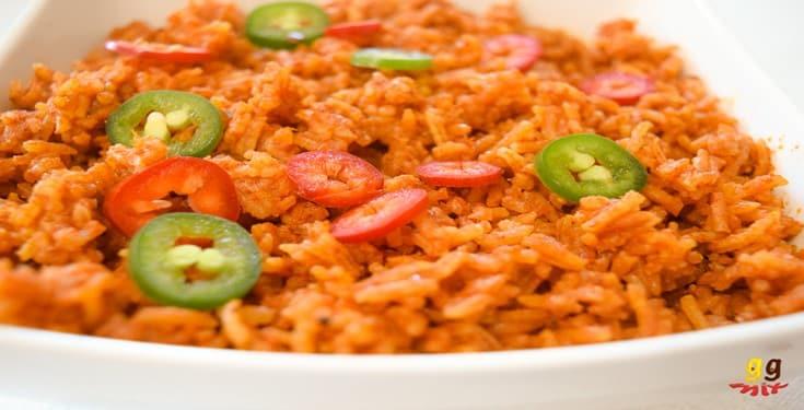 Nigerian Chef, Folashade Shoyonbo Wins Jollof Rice Contest