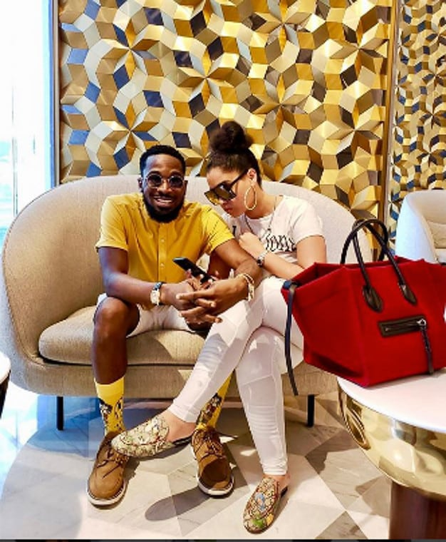 Nigerian musician D'Banj reportedly welcomes a son with wife