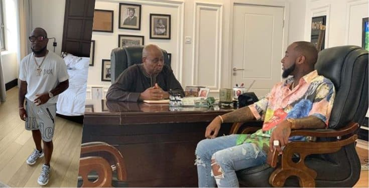 'No money Osun state wants to make in the next 30-40 years that my dad hasn't made' - Davido