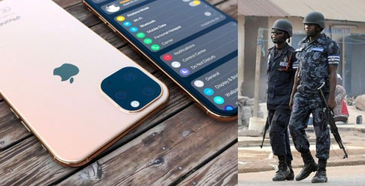 Police to arrest any young guy holding iPhone 11 or iPhone 11 Pro Max