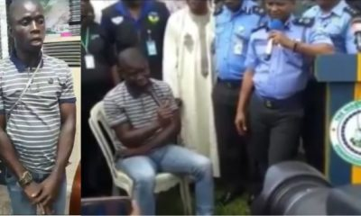 Port Harcourt hotel serial killer speaks on motive of murder (video)