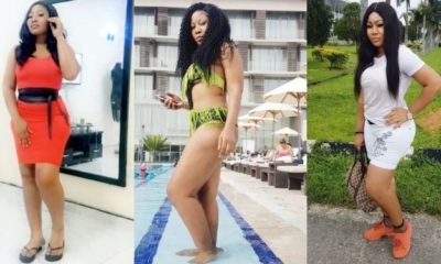 Producers want to have sex with me before giving me a movie role - Actress Chesan Nze