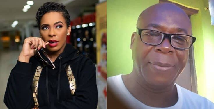 Reality TV star, TBoss, loses dad