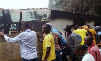School fire leaves 27 children dead (Photos)
