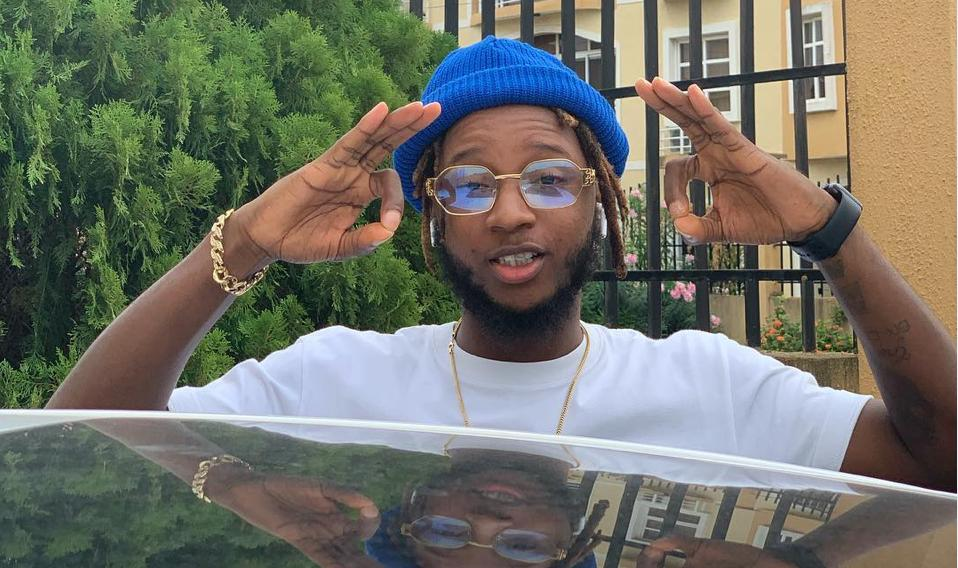 Yung6ix Threatens To Sue After being Wrongfully Accused of Theft By Jewelry Store In The US