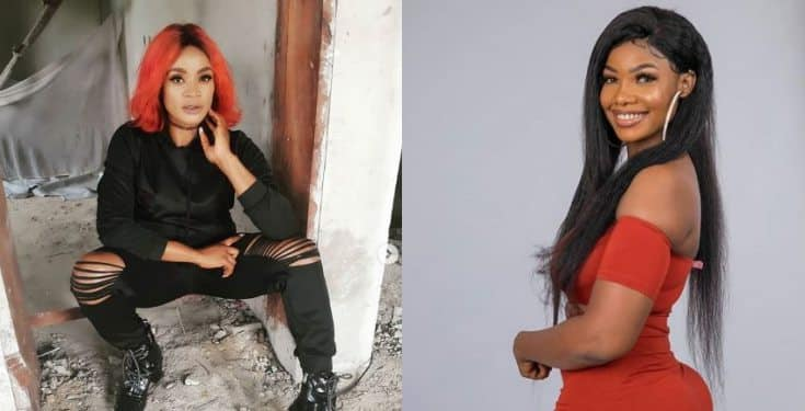 Tacha is perfect in God's eyes – Actress Uche Ogbodo