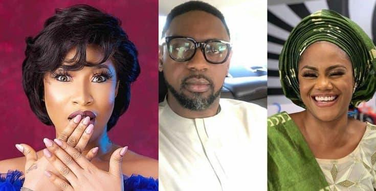 Tonto Dikeh Reacts As Busola Dakolo Demands ₦10 Million From Fatoyinbo