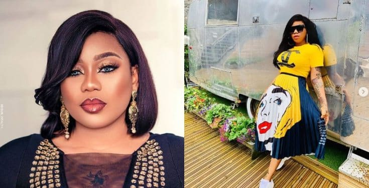Toyin Lawani blasts Nigerians as she lists her achievements