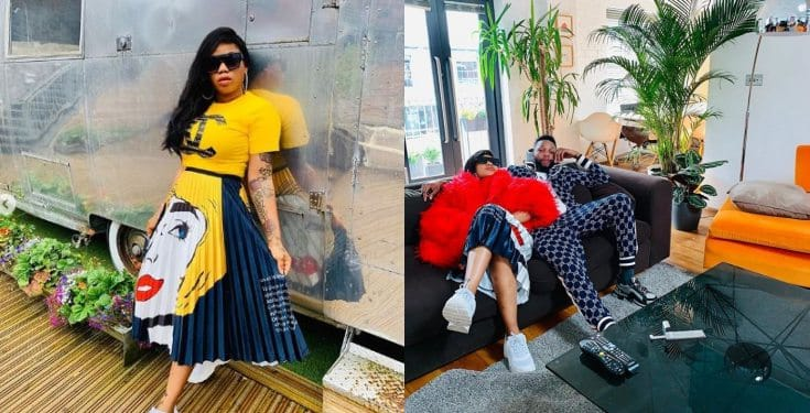 Toyin Lawani reveals she's ready for baby number 3