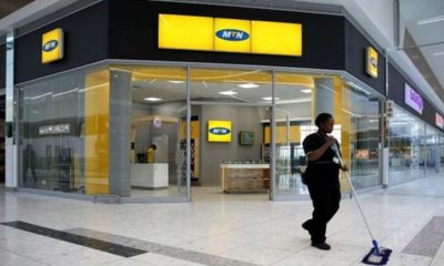 #Xenophobia: MTN Nigeria Closes Shops Nationwide