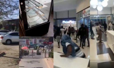 #Xenophobia: South African businesses attacked in Zambia, Zambian (video)