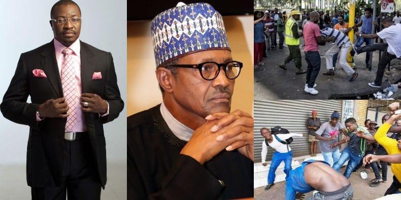 Alibaba calls out President Buhari