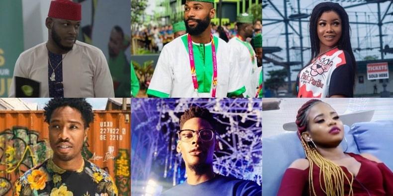 BBNaija 2019: Frodd nominates Tacha, Mike, Elozonam, Cindy and Ike for eviction