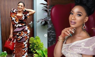 """""""I take good care of my man from the bedroom even though I'm celibate"""" -Tonto Dikeh"""