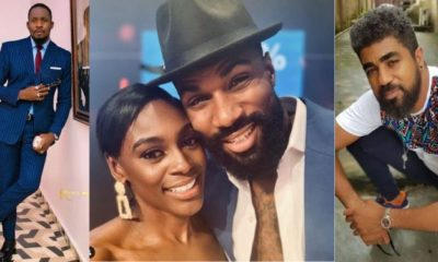 Actor Junior Pope cites Thin Tall Tony as an example of a married man who can still cheat in front of a camera