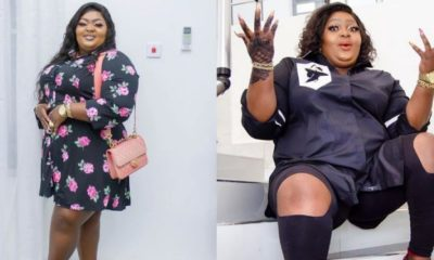 Actress Eniola Badmus addresses those fat-shaming her