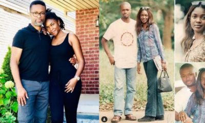 Actress Omoni Oboli and hubby celebrates their 19th wedding anniversary