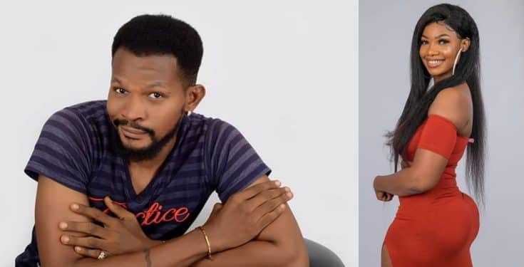 BBNaija: Actor Uche Maduagwu says he regrets supporting Tacha