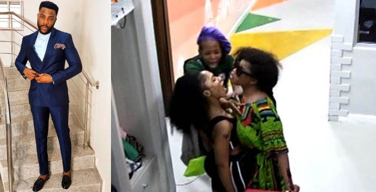 Image result for BBNaija: Ebuka explains why Tacha was disqualified [VIDEO]