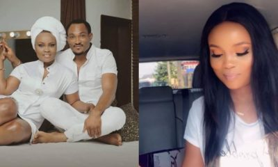 Blossom Chukwujekwu's estranged wife, writes on the kind of love she desires
