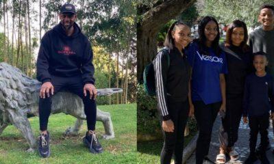 COZA Pastor, Biodun Fatoyinbo and family go on vacation (Photos)