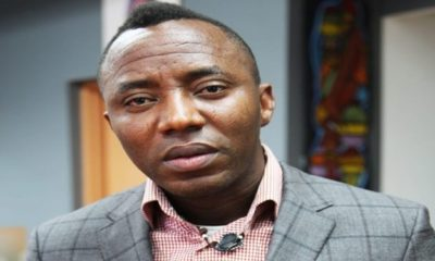Court grants Omoyele Sowore N100m bail, demands N50m deposit