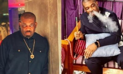 Don Jazzy calls for the legalization of weed in Nigeria