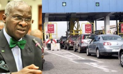 FG to reintroduce toll gates on federal roads