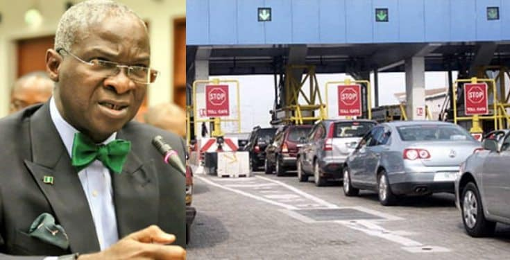 Image result for FG to reintroduce toll gates on highways