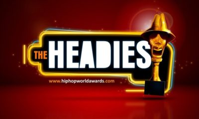 Here is the full list of nominees for Headies 2019