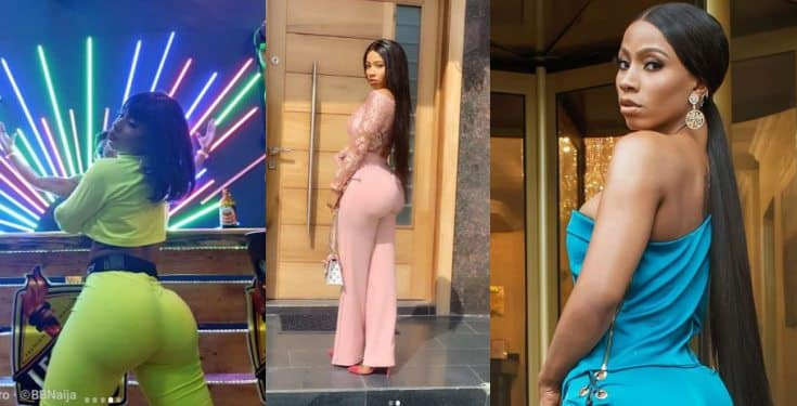 Image result for images of 'I didn't spend millions to make my Bum bigger' --BBNaija 2019 Winner, Mercy