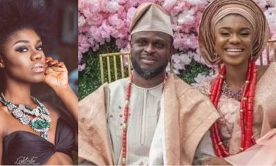 I don't like it when people say I married a Nigerian, I waited for 33 years but no Ghanaian man proposed to me' - Singer, Becca