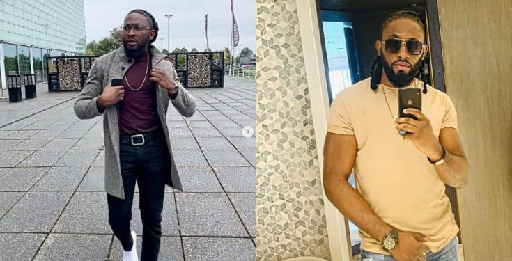 'I shared my prize money' - Ex-BBA winner, Uti Nwachukwu