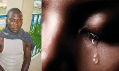 'I sleep with underage boys to satisfy myself' - Suspect who defiled male cousin