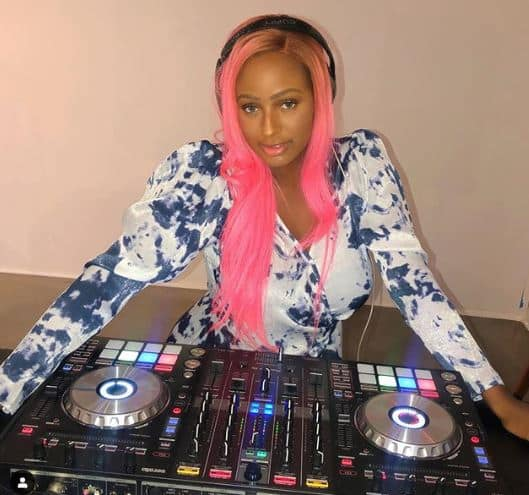 I will wash your pant, If you marry me - Uche Maduagwu tells DJ Cuppy